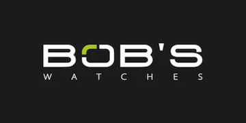 Bob's Watches logo