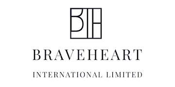 Braveheart International Limited logo
